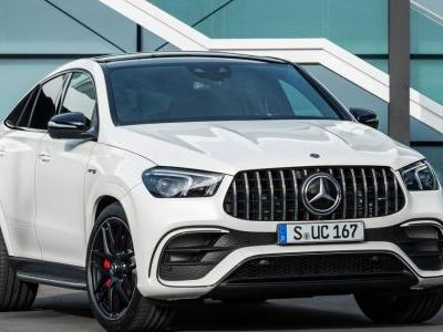 The 603bhp Mercedes-AMG GLE 63 S Coupe Says To Hell With Subtlety