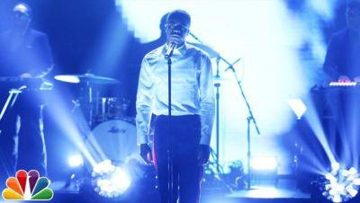 Vince Staples Performs With Damon Albarn, Kilo Kish, The Roots & Ray J On 'The Tonight Show'