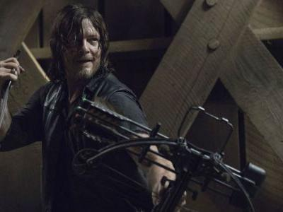 Walking Dead Set Visit: Norman Reedus Shares Daryl's Take on The Whisperers