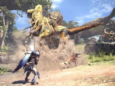Monster Hunter: World PC will look about as good as it does on PS4/Xbox, won't feature mod support or cross play