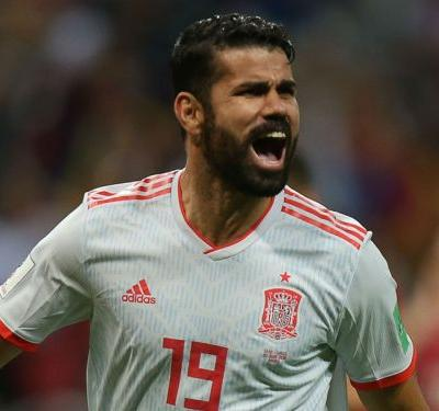 Costa goal gets Spain narrow win over Iran