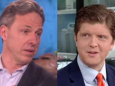 Jake Tapper Corrects Ex-CIA Analyst For Claiming Media Ignored Obama Press Crackdown: 'So Sick of the Lying'
