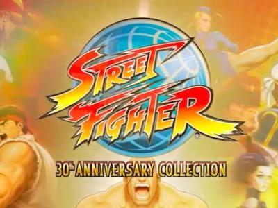 Street Fighter 30th Anniversary Collection Includes 12 Games, Out in May 2018