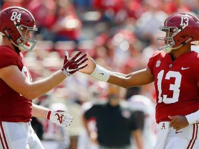 Tagovailoa, Murray finalists for QB, best player