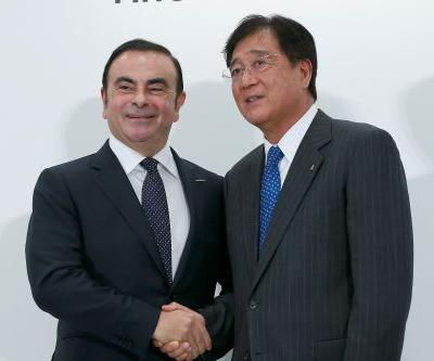 Mitsubishi Motors fires Ghosn after arrest, appoints CEO as chairman