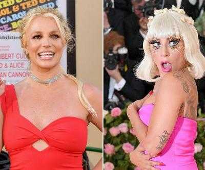 Britney Spears crashes Lady Gaga's album release day with 'new' song
