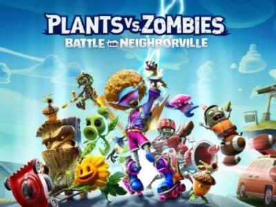 In 'Battle for Neighborville,' Even 'Plants vs. Zombies' Is 'Destiny' Now