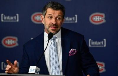 Canadiens GM says troubling pattern in net led to firing of goaltending coach