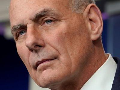 John Kelly 'Stunned' By 'Selfish' Congresswoman Who Recounted Trump's Call With Soldier's Widow