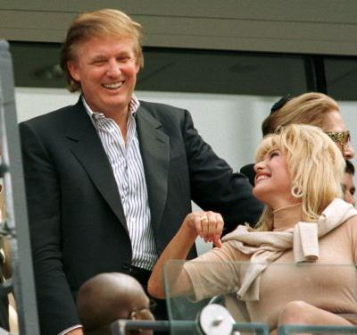 Ivana Trump says she confronted Hillary Clinton in 1992 about Bill Clinton's cheating