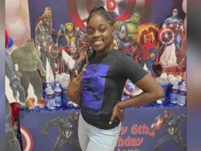11-year-old girl shot in the face at South Side gas station