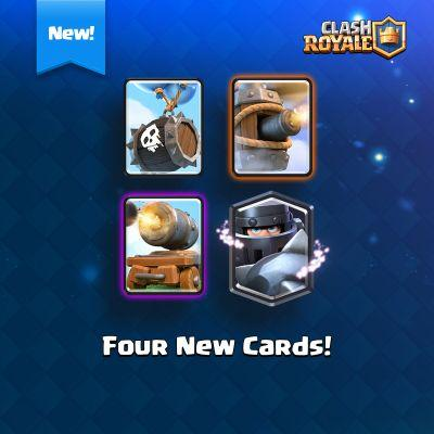 'Clash Royale' 1.9 Update Adds New 2v2 Modes, Mega Knight, Flying Machine, More Deck Slots, and More