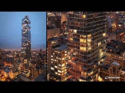 Timelapse of Herzog & de Meuron's Latest Completed NYC Skyscraper Takes us to New Heights