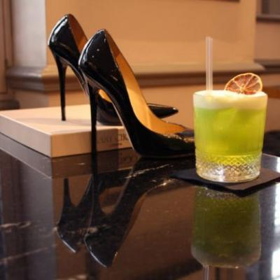 Cocktail of the Week: Dukes Jimmy Shoe Sour