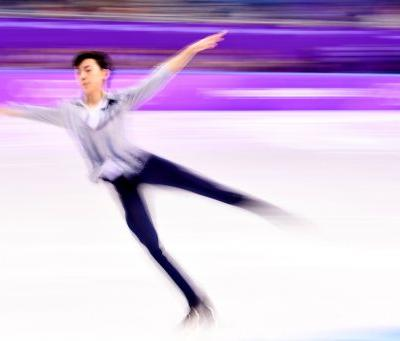Team USA's Vincent Zhou Landed the Olympics' First Quadruple Lutz - Watch Here
