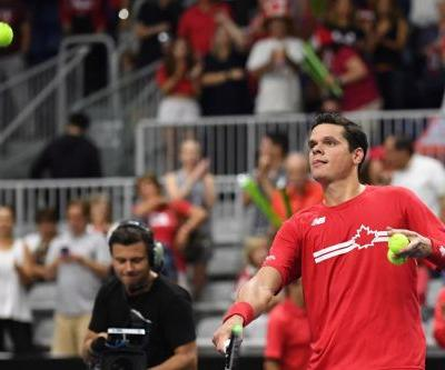 Rosie DiManno: Raonic and Shapovalov take different routes to Davis Cup wins
