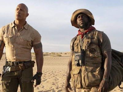 Why Jumanji: The Next Level Pulled Danny Glover's Lethal Weapon Callback