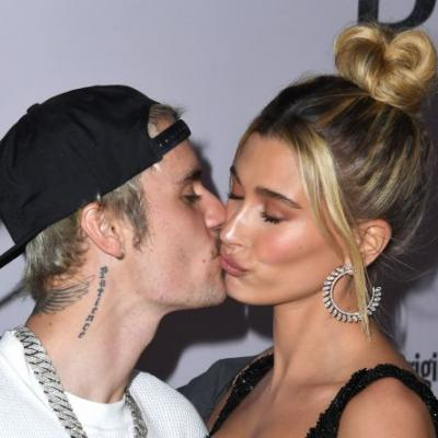 Hailey Baldwin Says Quarantining With Justin Bieber Makes Her So Happy