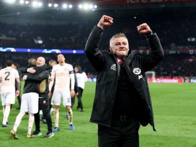Ole Gunnar Solskjaer erases all doubt regarding his future in leading Man United back at PSG