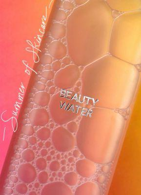 The Summer of Skin Care: Son & Park Beauty Water