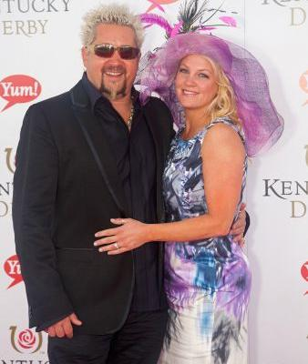 The story of how Guy Fieri met his wife is straight out of a rom-com