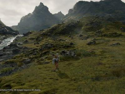"""Death Stranding PC is like """"a movie"""" compared to a """"TV drama"""" on PS4"""