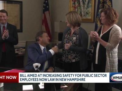 NH bill aimed at increasing safety for employees in public sector