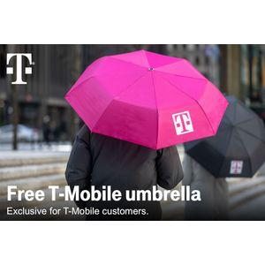 This coming week's T-Mobile Tuesdays includes a freebie that will keep customers' phones dry