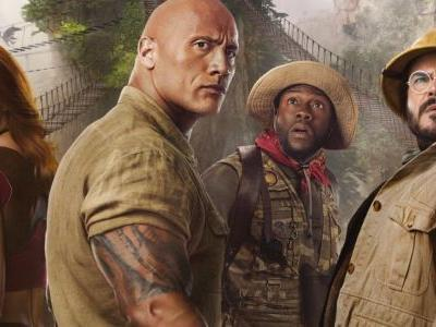Jumanji: The Next Level Wins The Weekend with Higher Than Expected $60M