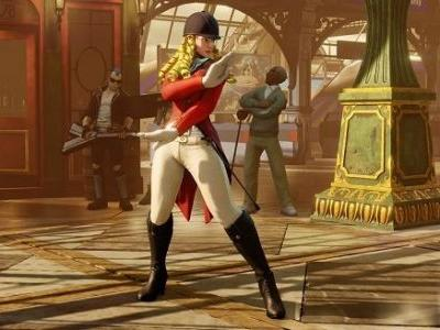 Street Fighter V's Kolin, Zangief, and Karin Getting New Sports Costumes This Week