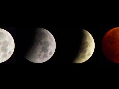 Astronomers are broadcasting live video of Wednesday's 'super blue blood moon' online - here's how to watch