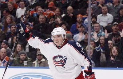Blue Jackets sign winger Cam Atkinson to 7-year extension