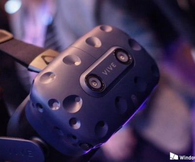 HTC launches developer SDK for Vive Pro's front-facing cameras