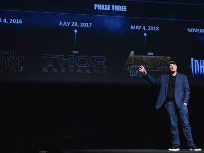 Kevin Feige Explains How They Planned 'Ant-Man and The Wasp' Alongside 'Infinity War,' the Disney Streaming Service and More