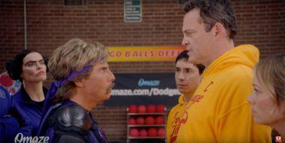 Ben Stiller And Vince Vaughn Have Dodgeball Reunion For Omaze's New Charity Campaign
