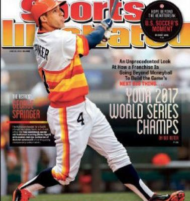 Sports Illustrated predicted Houston Astros' 2017 success