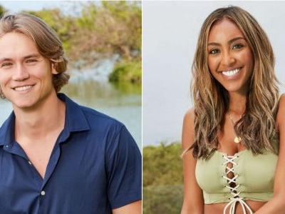 Are Tayshia & John Paul Jones Together After 'Bachelor In Paradise'? It's Unclear