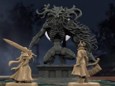 Bloodborne board game coming to Kickstarter next week