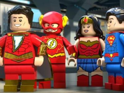 Superhero Bits: LEGO DC: Shazam! Magic and Monsters Trailer, Jim Lee Auctioning Sketches for Charity & More