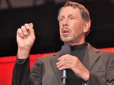The CEO of one of Oracle's rivals has been sentenced to 2 years of prison - and Oracle is 'pleased'