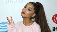 Ariana Grande Is Blond And Barely Recognizable On British Vogue Cover