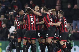 With Higuain quiet, Chelsea falls to 4-0 loss at Bournemouth