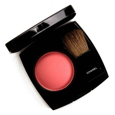 Chanel Foschia Rosa Joues Contraste Blush Review, Photos, Swatches