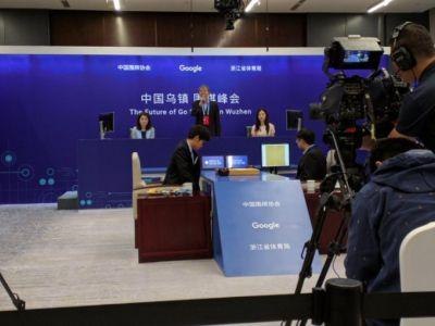 Google's AlphaGo AI wins three-match series against the world's best Go player