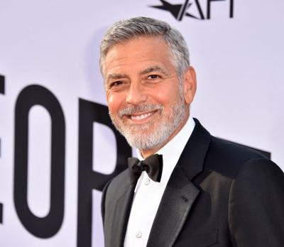 George Clooney Has Been Released From the Hospital Following a Motorbike Accident