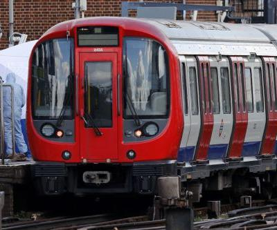 London subway station reopens after attack on train