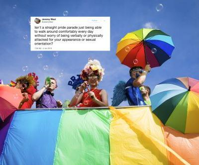 These Tweets About The Straight Pride Parade In Boston Shut It ALL The Way Down