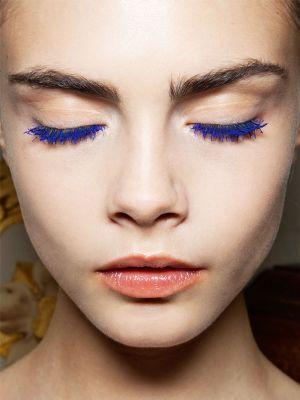Now Trending: Color-Contoured Lashes