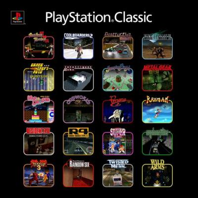 PlayStation Classic Launches Today: Our Favorite Games
