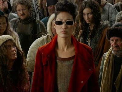 Hera Hilmar & Jihae Interview: Mortal Engines